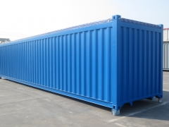 40ft open top container